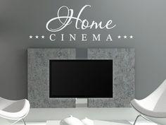Das Wandtattoo Home Cinema Hier Bestellen Grosse Auswahl