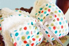 Make this super-simple, soft, and cuddly minky throw in just a single weekend! (From Quilt Trends Winter 2013 issue.)