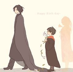 [Ảnh] Severus Snape x Harry Potter – 2 Fanart Harry Potter, Magia Harry Potter, Harry Potter Severus Snape, Severus Rogue, Mundo Harry Potter, Harry Potter Artwork, Harry Potter Ships, Harry Potter Drawings, Harry Potter Pictures