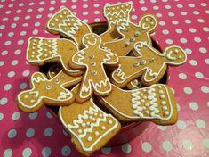 Bambini Ragazzi Piccolo Omino Pan di Zenzero Biscotto Natale Costume Natività