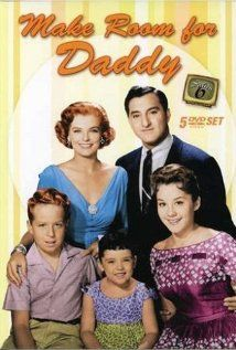 """Make Room for Daddy"" (a.k.a. ""The Danny Thomas Show"") 1953 to 1965"