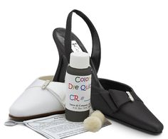 How to dye shoes.. Good to know! Can re-dye some of those bridesmaid shoes I might have never worn again! Me Too Shoes, Tap Shoes, Dance Shoes, Shoe Makeover, How To Dye Shoes, Satin Shoes, Bridesmaid Shoes, Diy Clothing, We Wear