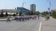 """Mbi një mijë çiklist i bashkëngjiten aktivitetit """"Gjilani bike"""""""
