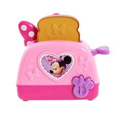 """Disney Minnie Mouse Mini Appliances - Toaster - Just Play - Toys""""R""""Us Little Girl Toys, Baby Girl Toys, Toys For Girls, Baby Boys, Little Girls, Lol Dolls, Barbie Dolls, Toddler Toys, Kids Toys"""
