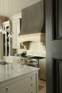french style rangehood | karpaty cabinets