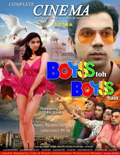 Boyss Toh Boyss Hain (2013) Movie First Look Posters | Cast & Crew
