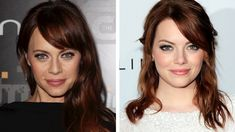 Yikes!!  Seeing Doubles or Triple Look-a-Likes!  http://trending.womensforum.com/celeb-mix-up/12/