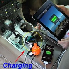 Or a multi-way charger if you really like electronics. | 29 Simple Road Trip Hacks You Need To Know
