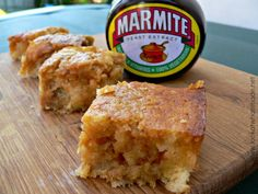This Marvelous Marmite Cake is quick and delicious! It is the perfect mix of savoury and sweet and a must-bake for all Marmite lovers. Tart Recipes, My Recipes, Baking Recipes, Favorite Recipes, Recipies, Quiche Recipes, Savoury Recipes, Baking Ideas, Bread Recipes