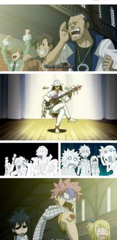 This is one of my fav scenes from fairy tail XD