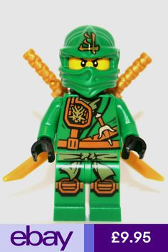 LEGO LOT OF 10 NEW GREEN FEATHERED MUMMY ANGEL WINGS PIECES