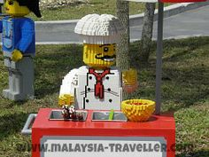 Legoland Malaysia - just outside Singapore
