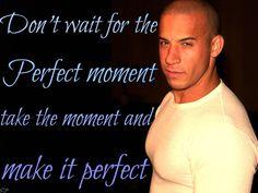 Love Vin Diesel So True