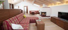 Gruberhof Residence mit modernen Ferienwohnungen in Schenna bei Meran Südtirol