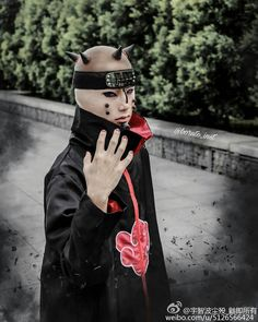 «pain shurado  kasih nilai buat cosplay ini 1-10 Follow Akatsuki Cosplay, Naruto Cosplay, Naruto Shippudden, Best Cosplay, Movies Showing, Tokyo Ghoul, Boruto, Cosplay Costumes, Martial Arts