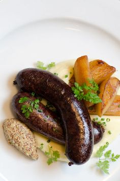 boudin noir    mom I think I threw up a little pinning this for you