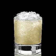 """skinny ginger"" sake cocktail"
