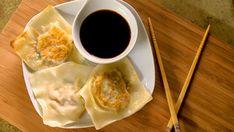 Raviolis chinois et variante végétarienne - Recettes de cuisine, trucs et conseils - Canal Vie