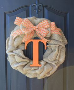 Fall Wreaths Burlap Wreath Etsy Wreath Fall by OurSentimentsj  But a UK one. None of that orange stuff.