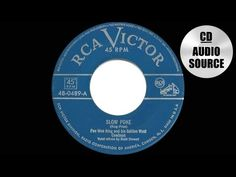 1952 HITS ARCHIVE: Slow Poke - Pee Wee King (a #1 record) - YouTube