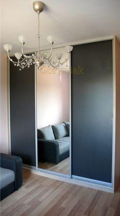 szkło na drzwi matelac - odpowiednik matowy szkła lacobel w zestawieniu z lustrem klasycznym, mebel stanowi doskonałe zestawienie istniejącą zabudową https://pbs.twimg.com/media/CQflrquWcAAZoAK.jpg:large