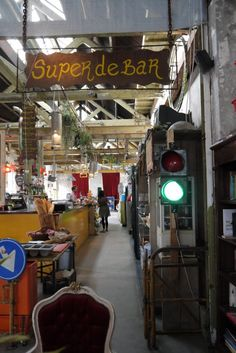 not-for-them: Amsterdam Cafe Roest