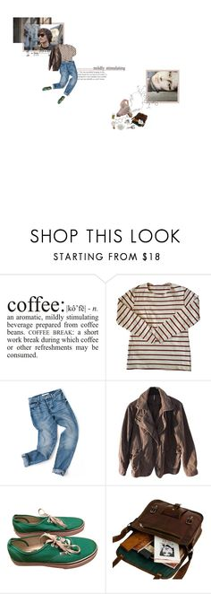 """""""Michael you're the boy with the leather hips, sticky hair, sticky lips, stubble on my sticky lips"""" by foutu ❤ liked on Polyvore featuring WALL, American Apparel, Free People, Vans, Therapy, men's fashion and menswear"""
