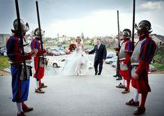 Pokaz Rycerski na wesele – THUNDER atrakcje weselne