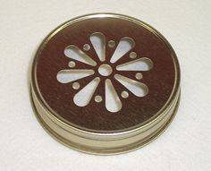 Daisy Cut Lids at Candle Soylutions Wholesale Supplies