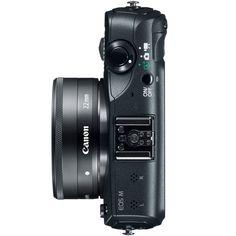 canon EOS M mirrorless compact camera