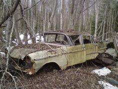 Old 1959-63 Opel Kapitän