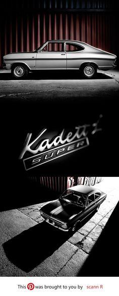 """Opel Kadett L Super (""""Coupé F"""", 1967–1973) © by Pinkschwarz   http://pinkschwarz.com/# More about the Rallye Kadett at Wikipedia; https://de.wikipedia.org/wiki/Opel_Kadett_B#Rallye_Kadett"""