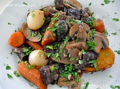 My Carolina Kitchen: Ina Garten's Beef Bourguignon