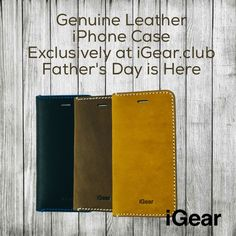 Get Dad what he really wants for Father's Day! Real Leather case for the #iPhone6 #iPhone6S #iPhonePlus #iPhone6sPlus  It features hand style stitching and is and made with Top Grade Genuine Leather. The front flap features 3 credit card inserts so you can use your case as your wallet as well. Starting at $59.99 Order Today!  #FathersDay #GiftIdeas #FathersDayGift #GiftsforHusband #GiftsforDad #Presents #RealLeather #LeatherCases #LeatherAccessories
