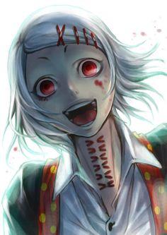 Juuzou   Tokyo Ghoul