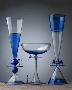 Piccoli Uomini Goblets | Artist: Cesare Toffolo