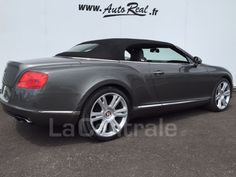 Annonce BENTLEY CONTINENTAL II GTC 4.0 V8 occasion - AUTO REAL 33 BORDEAUX…