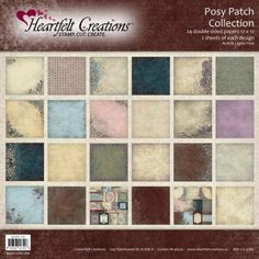 Heartfelt Creations | Posy Patch Paper Collection