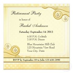 Teal Argyle Classic Retirement Party Invitations  Retirement Parties