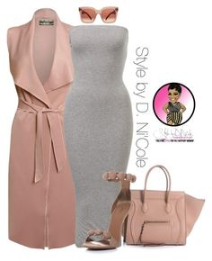 """""""Untitled #2697"""" by stylebydnicole ❤ liked on Polyvore featuring Tom Ford and CÉLINE"""