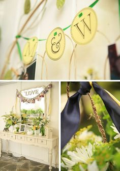 Shabby Chic, Tennessee Summer Wedding   WeddingWire: The Blog
