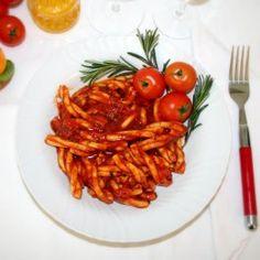Strozzapreti con Sugo di Pomodoro e Basilico 300 gr. - love italian pasta