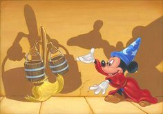 Coming to Life: By Manuel Hernandez, Disney Fine Art