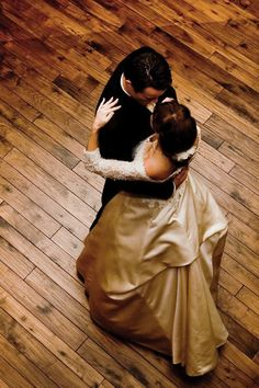 I love ballroom dancing.  So beautiful to watch, can't wait for us both to take it up again, great bonding activity, great to know for formal parties too