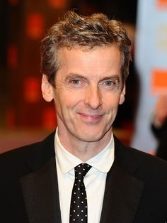 Peter Capaldi announced as the Doctor. I'm excited to see what he'll bring to the show. Peter Capaldi, The New Doctor, Doctor Woo, Bbc, Scottish Actors, British Actors, Watch Doctor, Nova Era, Twelfth Doctor