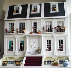 Another pinner wrote... I want this dollhouse!