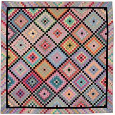 Fiesta Wear, from American Jane A Quilt for All Seasons, Sandy Klop, Martingale