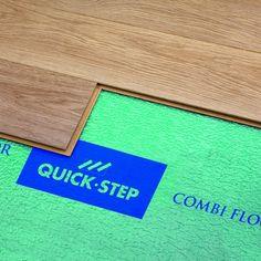 Combi Floor Underlayment Pad (100 sq.ft./Roll)