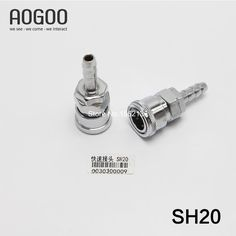 SH20 C Type Pneumatic Fast Connector SH20 for Pipe Flexible Hose #Affiliate