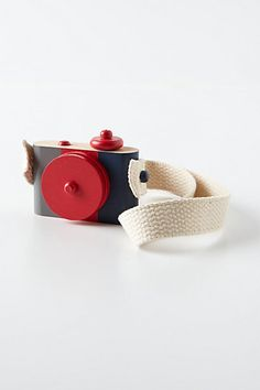 Striped Toy Camera #anthropologie